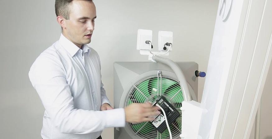Отопление промышленных и производственных помещений
