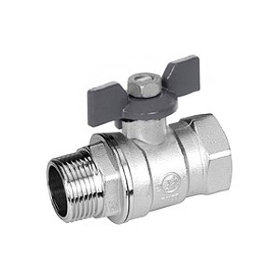 "Кран шаровой Royal Thermo Expert 3/4"" RTE02.008"
